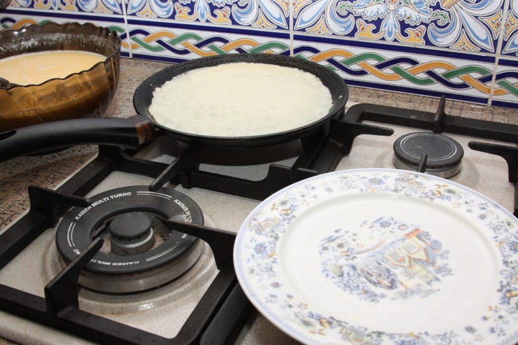 Rice pancakes recipe - 18