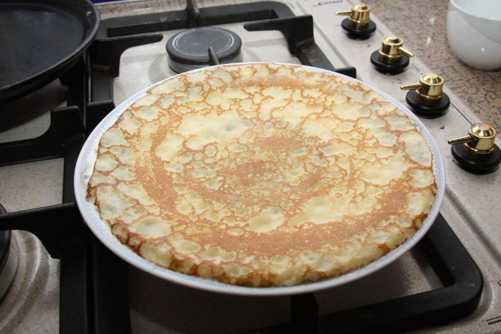 Rice pancakes recipe - 19