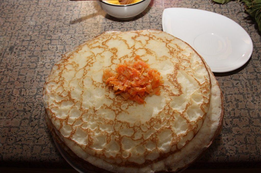 Rice pancakes recipe - 27