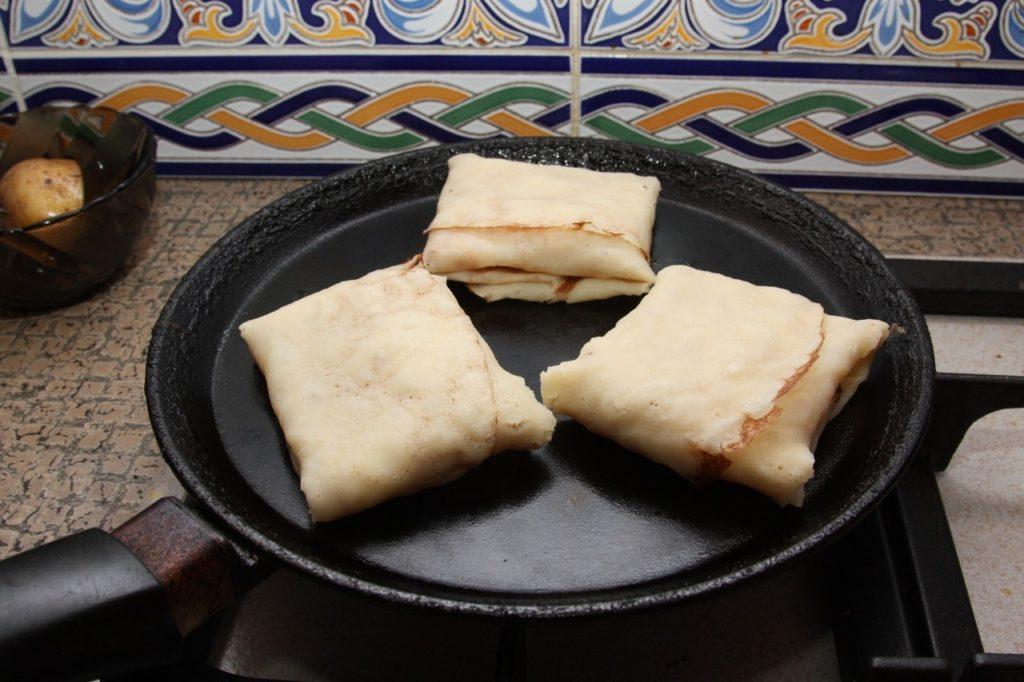 Rice pancakes recipe - 28