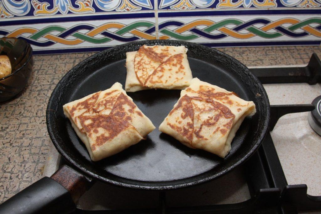 Rice pancakes recipe - 29