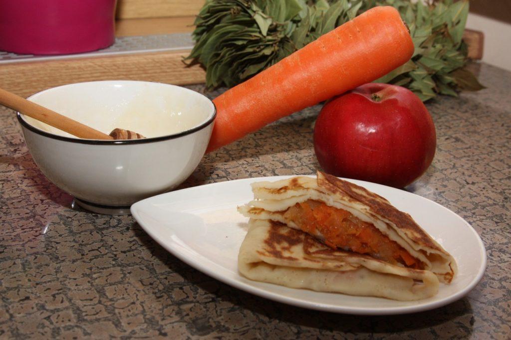 Rice pancakes recipe - 30